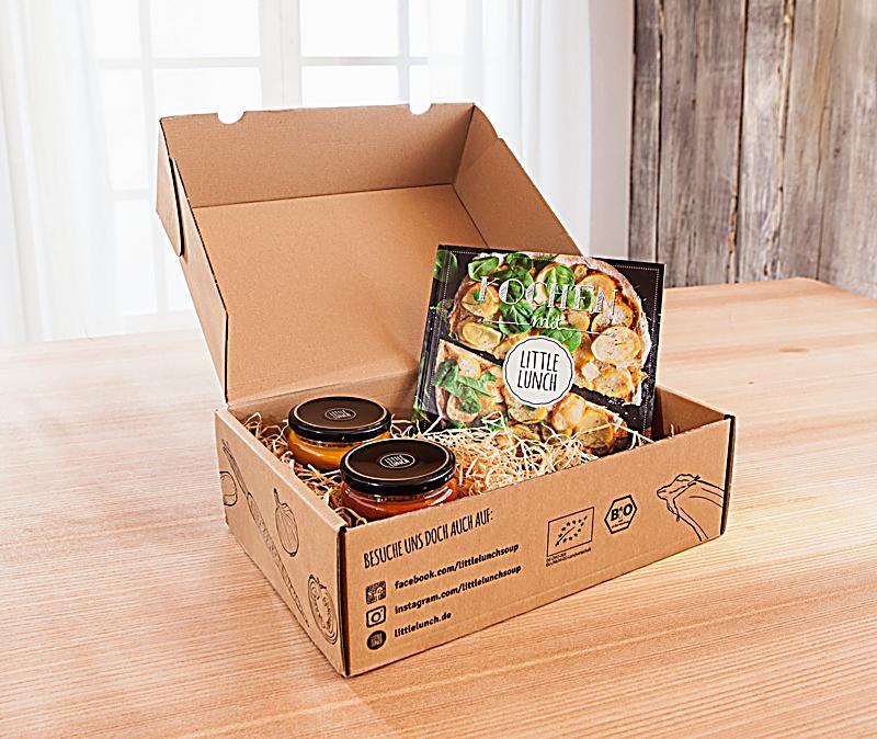 little lunch kochbuch box jetzt bei bestellen. Black Bedroom Furniture Sets. Home Design Ideas