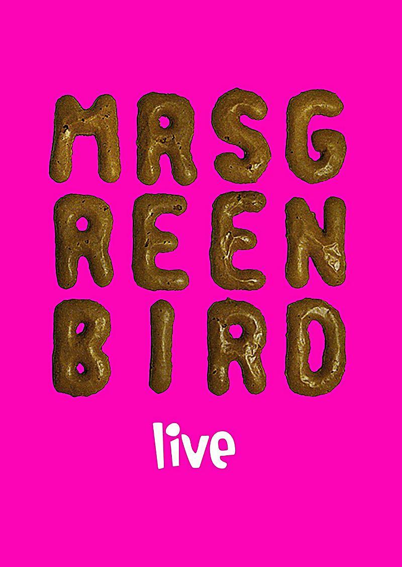 mrs greenbird cd