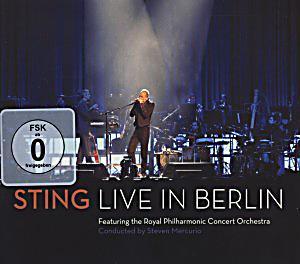 live in berlin cd von sting bei bestellen. Black Bedroom Furniture Sets. Home Design Ideas