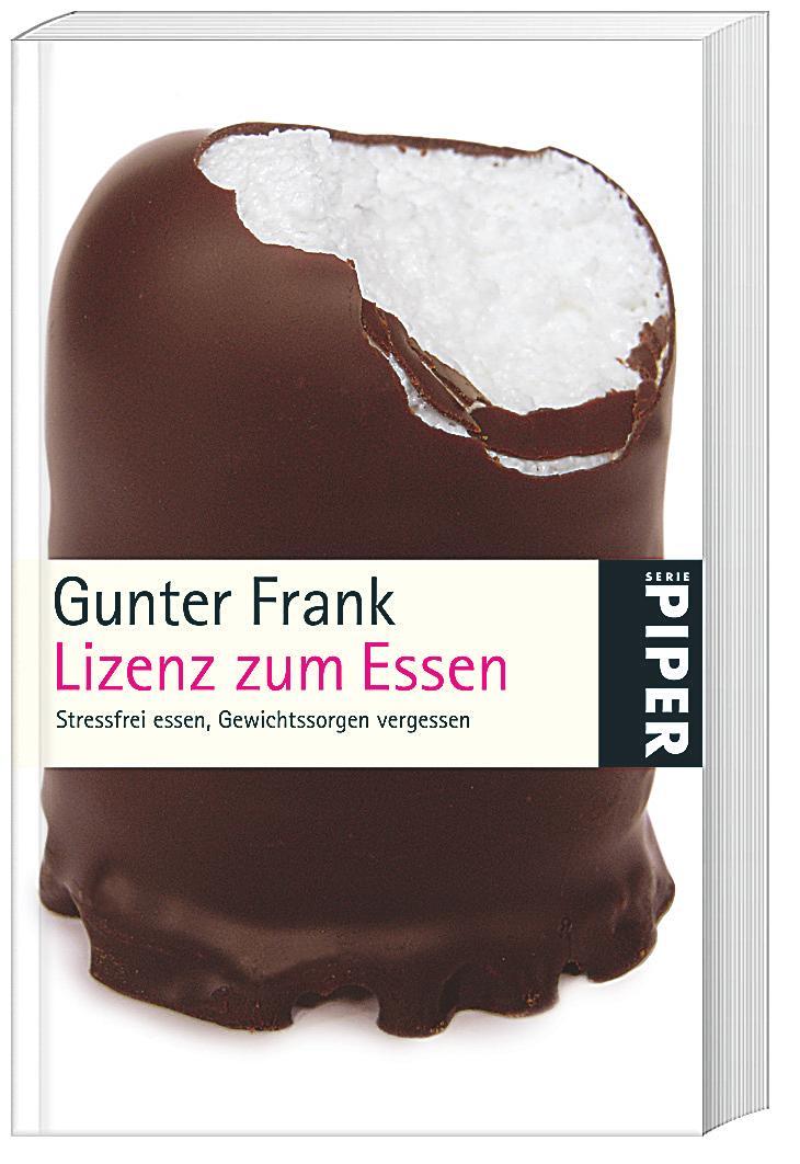 Lizenz zum Essen Buch von Gunter Frank bei Weltbildch