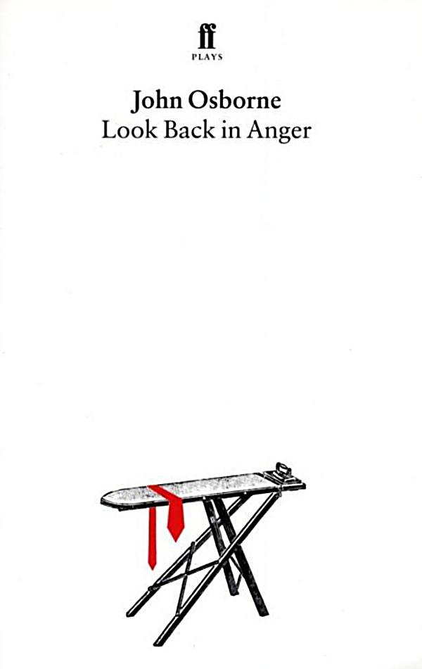 john osborne glimpse again on anger
