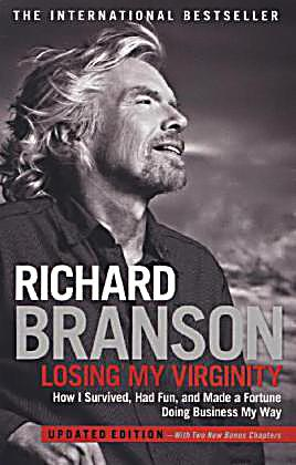 Richard branson virginity simply