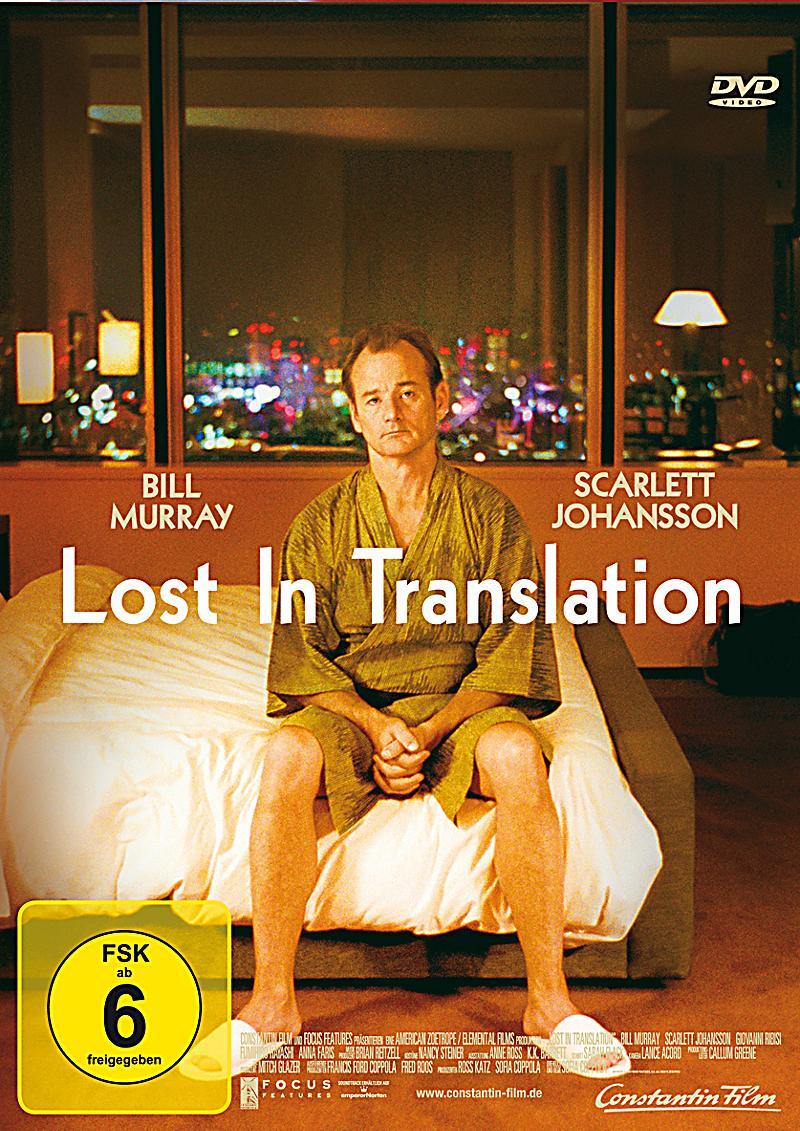 Lost in translation essay