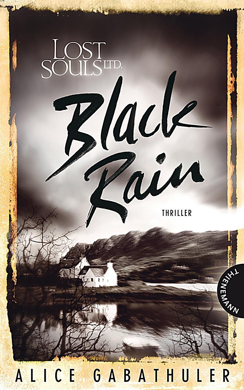 black rain buch