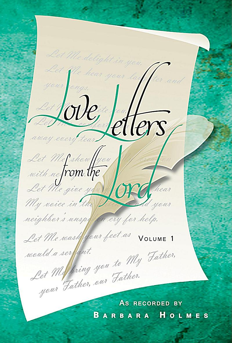 Love Letters From The Lord Volume 1 Ebook Jetzt Bei