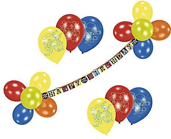 Luftballon deko set piraten jetzt bei bestellen - Luftballon deko ...