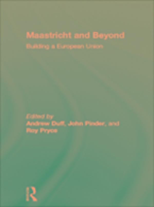an analysis of the main provision of the maastricht treaty Introductory note this publication reproduces the text of the treaty on european union, as signed in maastricht on 7 february 1992 it is the result of a combined effort on the part of the general secretariat of the council and of.