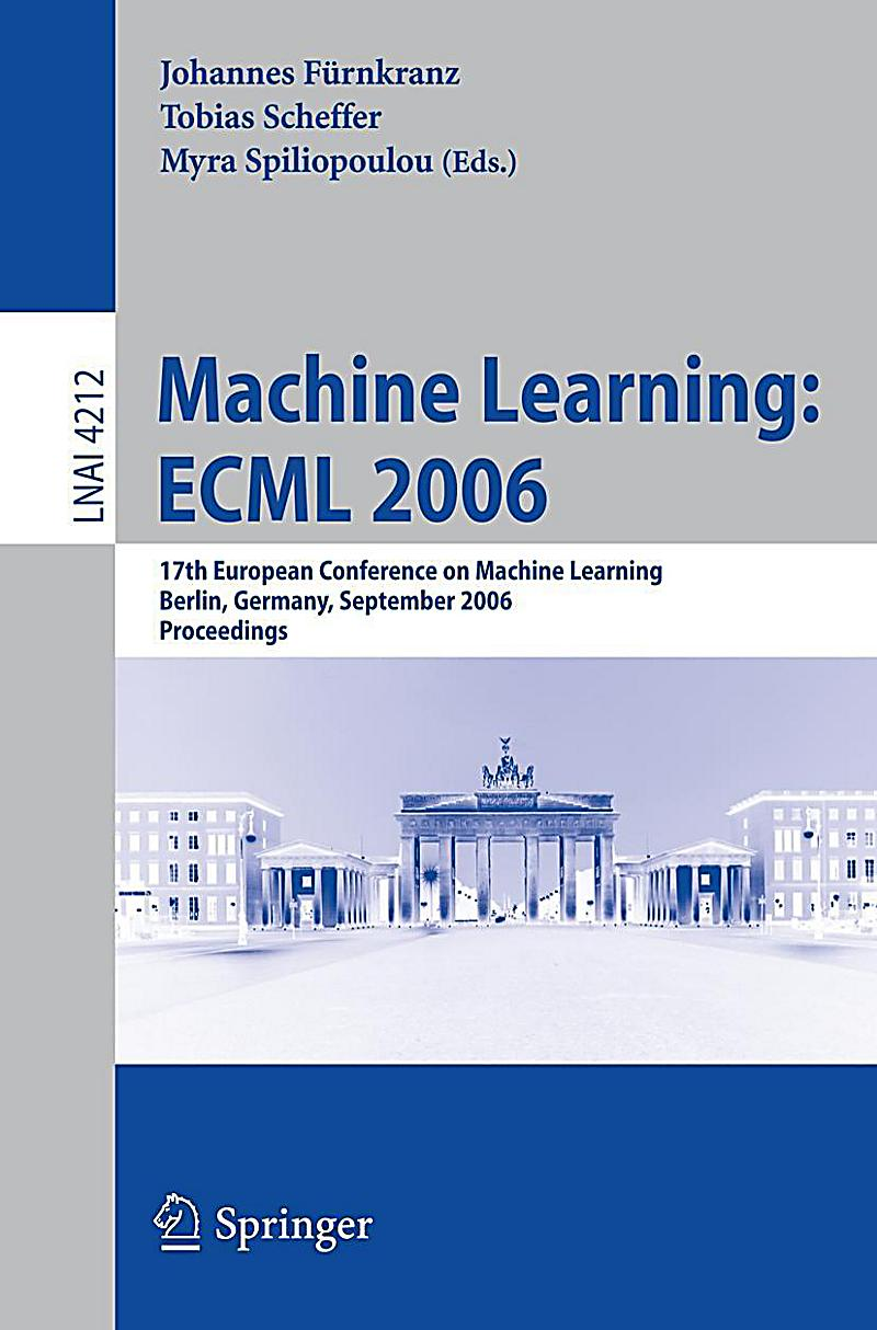 machine learning paper germany pdf