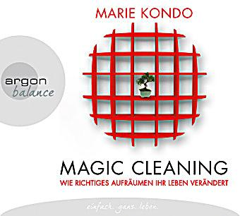 magic cleaning 3 audio cds h rbuch von marie kondo. Black Bedroom Furniture Sets. Home Design Ideas