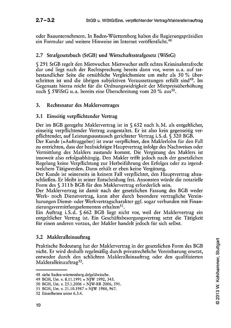 Maklerrecht Buch von Wolfram Mutschler portofrei bei Weltbild.de