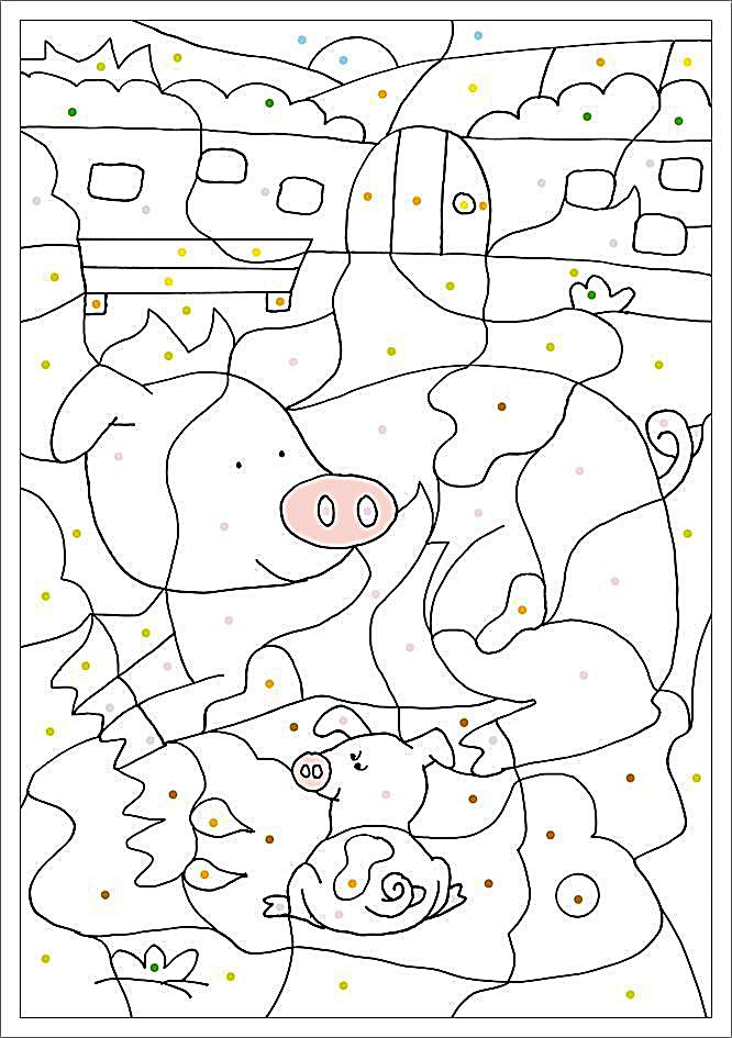 Charmant Bauernhof Färbung Blatt Fotos - Ideen färben - blsbooks.com