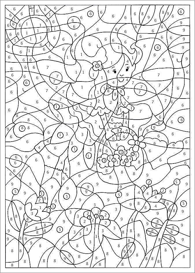 Malen nach Zahlen Elfen und Feen Buch bei Weltbild.ch bestellen