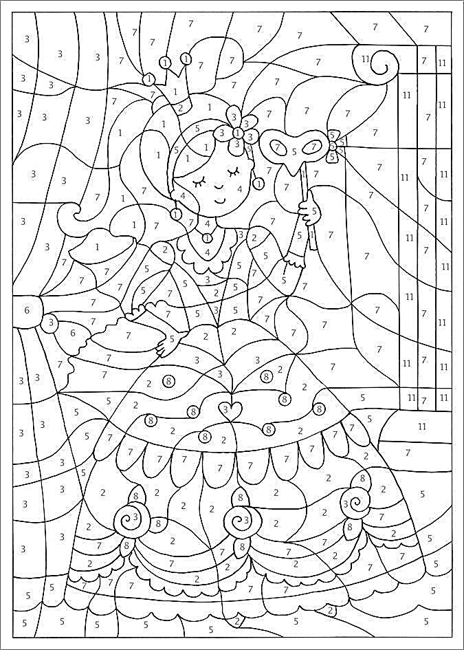 Malen nach Zahlen Prinzessinnen Buch bei Weltbild.de bestellen