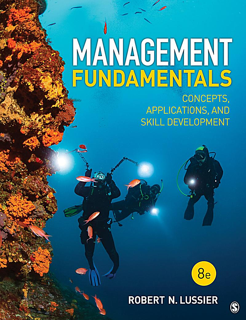 the fundamentals of management Fundamentals of management for health care organizations: focusing on u s.