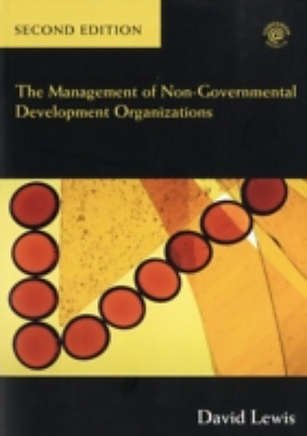 role of non governmental organizations pdf
