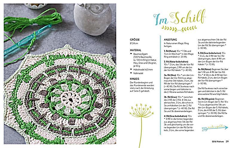 Mandala-Träume häkeln Buch jetzt bei Weltbild.de online bestellen