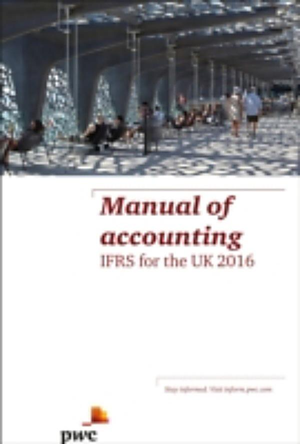 manual of accounting ifrs for the uk 2016 ebook