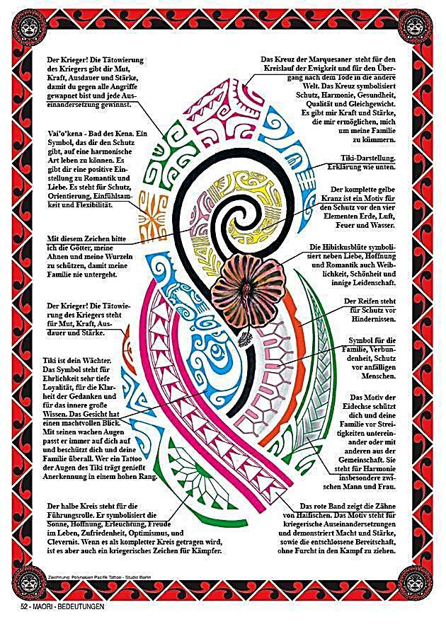 maorie tattoo bedeutung familie affordable frage zu. Black Bedroom Furniture Sets. Home Design Ideas