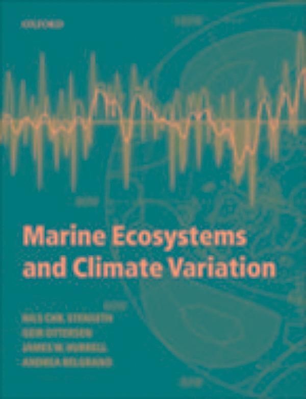 influence of climate variability on marine ecosystems 1–2 year duration events, eg the cumulative effect of monthly weather  anomalies or  at a globec workshop on climate variability and marine  ecosystems.