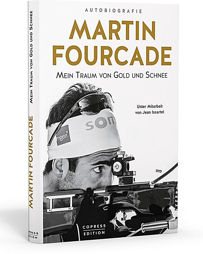 Martin Fourcade Buch