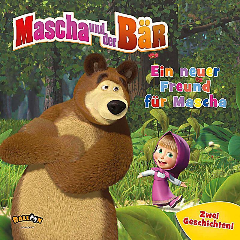 mascha und der bär  ein neuer freund für mascha buch