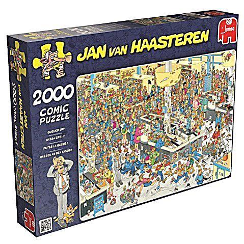 massen an den kassen puzzle 2000 teile bestellen. Black Bedroom Furniture Sets. Home Design Ideas