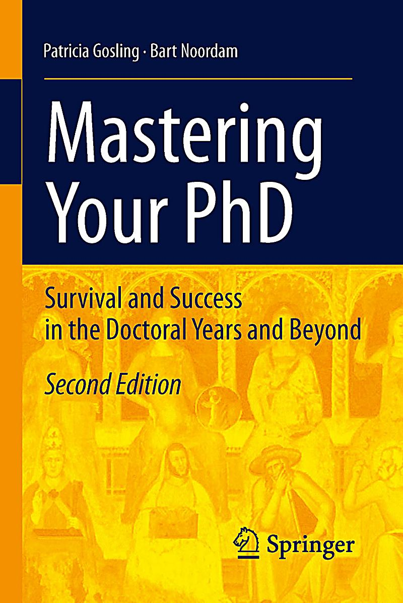 your phd When preparing for a phd, it is recommended to use the time effectively, to create  the perfect preconditions for a application to a german graduate school.