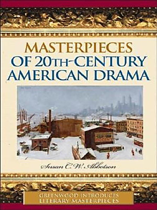 twentieth century drama essay Buy the penguin book of twentieth-century essays new edition by ian hamilton  (isbn:  poetry, drama & criticism  essays, journals & letters.