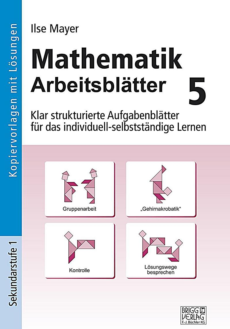 Mathematik Arbeitsblätter 5 Buch portofrei bei Weltbild.de