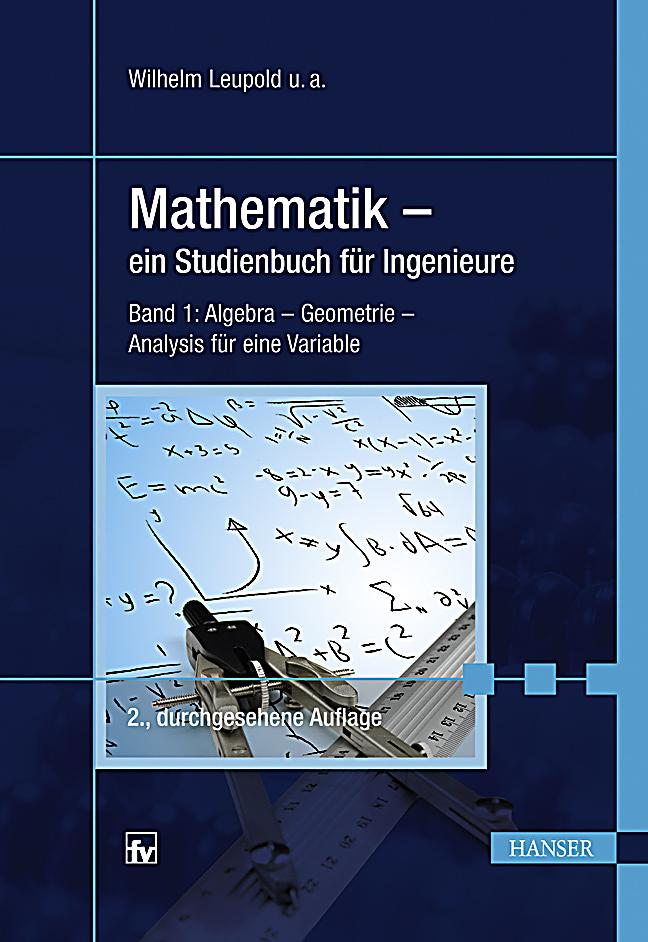 mathematik ein studienbuch f r ingenieure bd 1 algebra. Black Bedroom Furniture Sets. Home Design Ideas