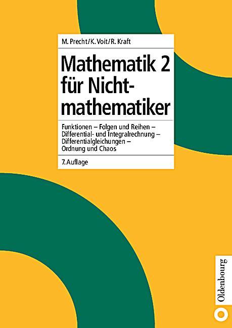 mathematik f r nichtmathematiker bd 2 funktionen folgen. Black Bedroom Furniture Sets. Home Design Ideas