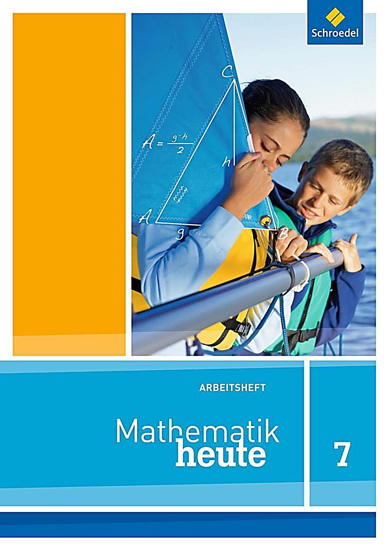 mathematik heute ausgabe 2012 nordrhein westfalen 7 schuljahr arbeitsheft buch. Black Bedroom Furniture Sets. Home Design Ideas