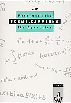 mathematische begriffe und formeln f252r die sekundarstufe i