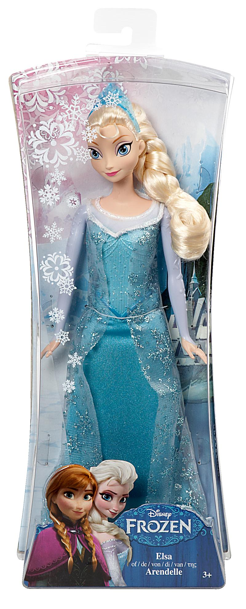 mattel disney princess die eisk nigin elsa. Black Bedroom Furniture Sets. Home Design Ideas