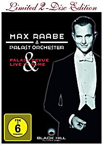 max raabe palast orchester 2 dvds cd bei. Black Bedroom Furniture Sets. Home Design Ideas