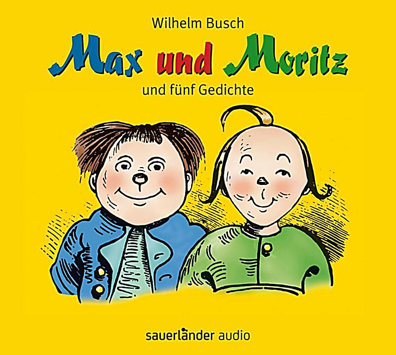 max und moritz 1 audio cd h rbuch von wilhelm busch. Black Bedroom Furniture Sets. Home Design Ideas