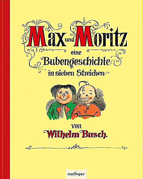 max und moritz jubil228umsausgabe buch bei weltbildat