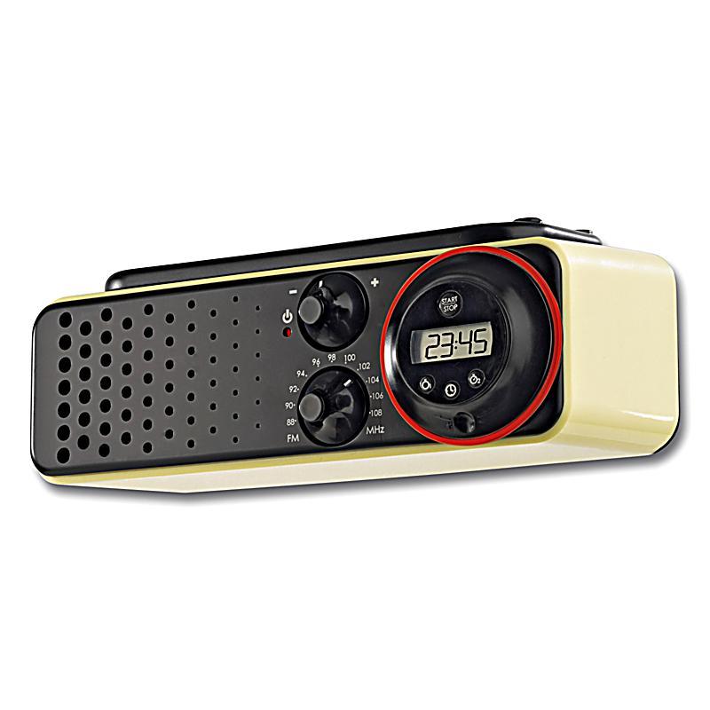 Küchenradio Retro ~ maxxcuisine 50's küchenradio retro, mit timer weltbild de