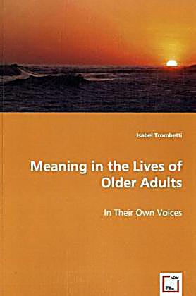 Meaning of an adult