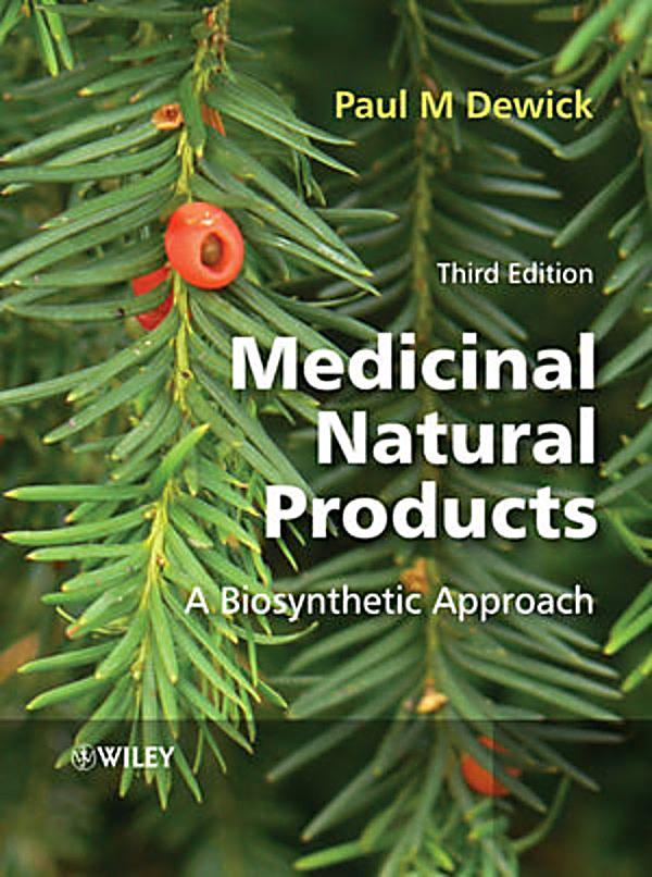 Medicinal Natural Products A Biosynthetic Approach Pdf