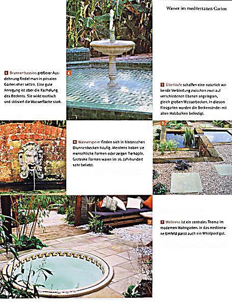 Mediterrane Gärten gestalten Buch bei Weltbild.de bestellen