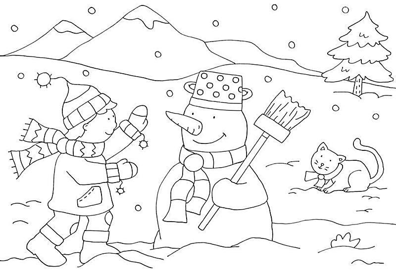 Ziemlich Weihnachts Malbuch Fotos - Entry Level Resume Vorlagen ...