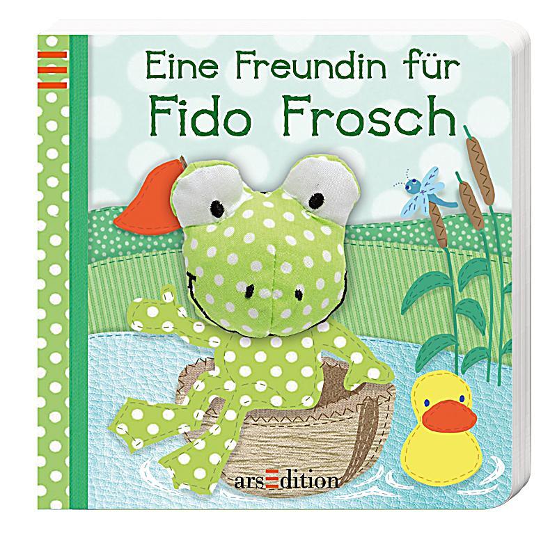 mein fingerpuppenbuch eine freundin f r fido frosch. Black Bedroom Furniture Sets. Home Design Ideas