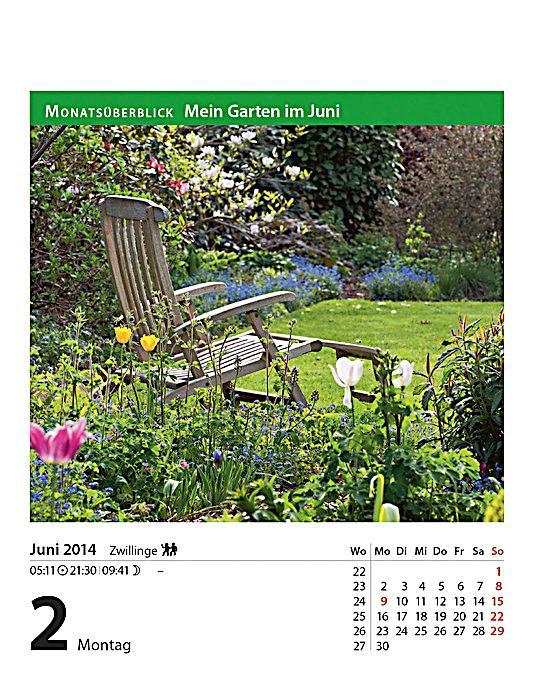 mein garten abrei kalender 2014 kalender bei. Black Bedroom Furniture Sets. Home Design Ideas
