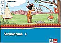 Mein Indianerheft Sachrechnen Klasse 4 Buch Weltbildde