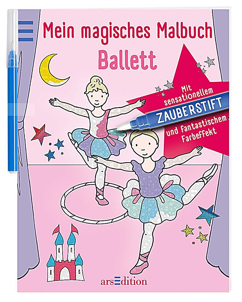 Magisches Malbuch