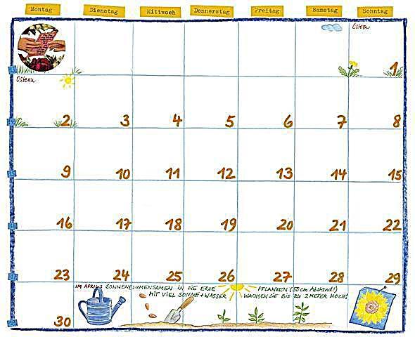 mein pers nlicher kalender 2018 kalender bei. Black Bedroom Furniture Sets. Home Design Ideas