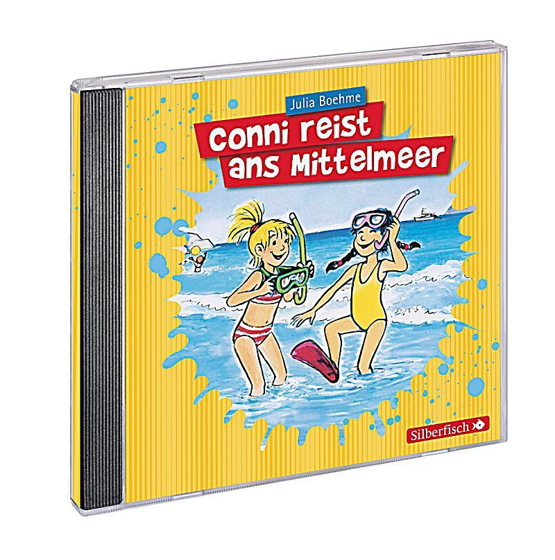 Meine Freundin Conni, Conni reist ans Mittelmeer, 1 Audio