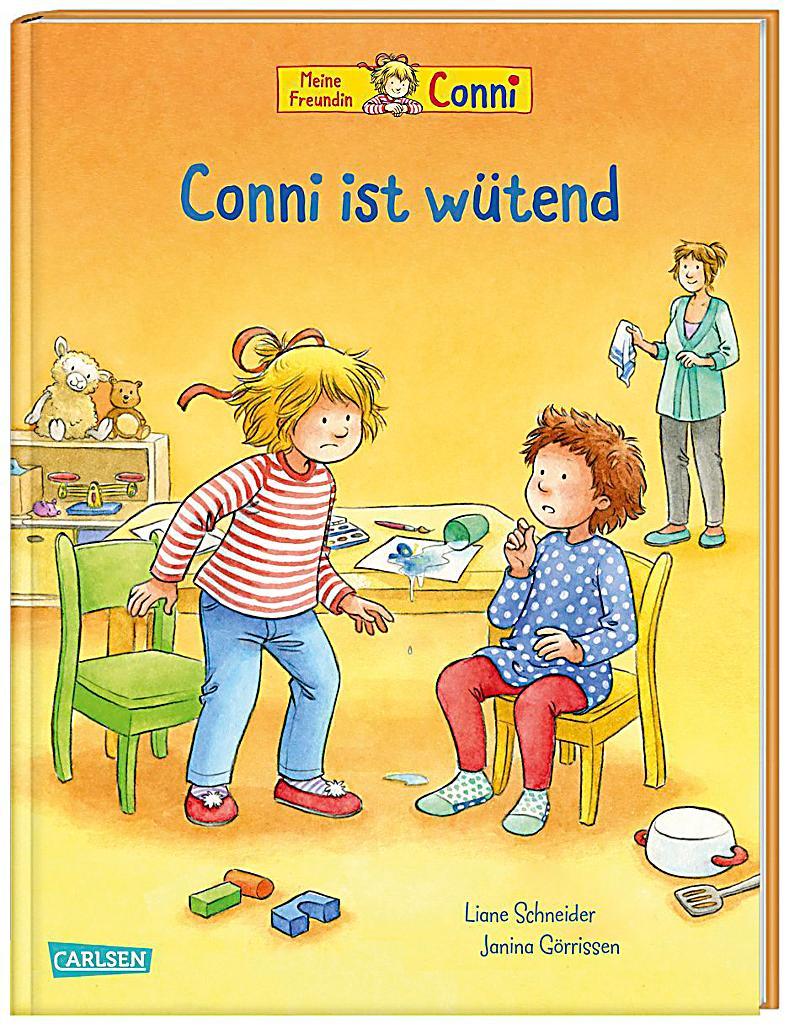 Meine Freundin Connie, Conni ist wütend Buch - Weltbild.de
