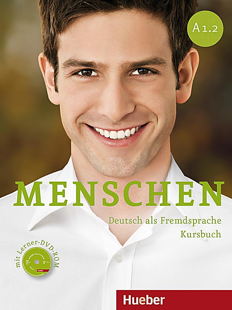 menschen deutsch als fremdsprache bd a1 2 kursbuch m dvd rom buch. Black Bedroom Furniture Sets. Home Design Ideas